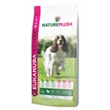 Eukanuba NaturePlus+ Adult Medium Breed Lam Hond 14 kg
