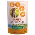 IAMS Naturally Adult Lam & Rijst Kat 700 gr
