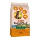 IAMS Naturally Adult Lam & Rijst Kat 2,7 kg