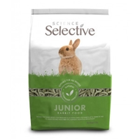 Supreme Science Selective Junior Rabbit 2 x 1,5 kg