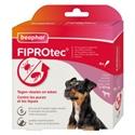 Beaphar FiproTec Spot-On Hond 2-10 kg - 4 pipetten