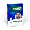 Mansonil All Worm Large Cat 2 tabletten