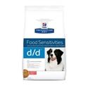Hills Prescription Diet Canine D/D Zalm & Rijst 12 kg