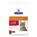 Hills Prescription Diet Feline C/D Urinary Stress 4 kg