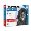 Frontline Spot On Hond XL - 4 pipetten