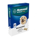 Mansonil All Worm Tasty 2 tabletten