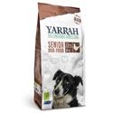 Yarrah Bio Hondenvoer Senior Kip 10 kg
