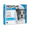 Frontline Spot On Hond M - 4 pipetten