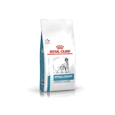 royal canin hypoallergenic moderate calorie hond 14 kg. Black Bedroom Furniture Sets. Home Design Ideas