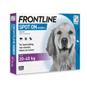 Frontline Spot On Hond L - 4 pipetten