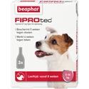 Beaphar FiproTec Spot-On Hond 2-10 kg - 3 pipetten