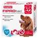 Beaphar FiproTec Spot-On Hond 10-20 kg - 3 pipetten