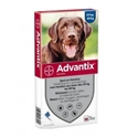 Advantix 400/2000 Hond 25-40 kg 4 pipetten