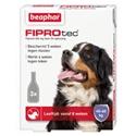 Beaphar FiproTec Spot-On Hond 40-60 kg - 3 pipetten