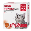 Beaphar FiproTec Spot-On Kat - 3 pipetten