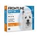 Frontline Spot On Hond S - 2 x 6 pipetten