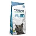 Yarrah Bio Kattenvoer Vis 2,4 kg