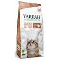 Yarrah Bio Kattenvoer Graanvrij Kip - Vis 2,4 kg