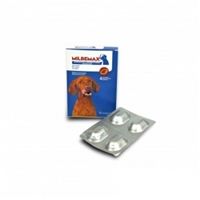 Milbemax Grote Hond 4 Kauwtabletten