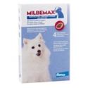 Milbemax Kleine Hond 4 Kauwtabletten