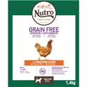 Nutro Grain Free Adult Medium Kip Hond 1,4 kg