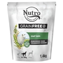 Nutro Grain Free Adult Medium Lam Hond 1,4 kg
