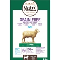 Nutro Grain Free Adult Light Lam Hond 9,5 kg
