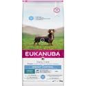 Eukanuba Adult Weight Control Medium Breed Kip 2 x 15 kg