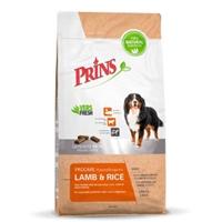 Prins ProCare Lam & Rijst Hond 15 kg