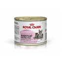 Royal Canin Babycat Instinctive Mousse Kat 195 gr