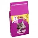 Whiskas Kattenbrokjes Kip 2 x 4 kg