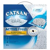 Catsan Active Fresh Kattenbakvulling 8 liter