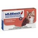 Milbemax Kleine Katten en Kittens 4 Tabletten