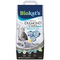 Biokat's Diamond Care MultiCat Fresh 8 liter