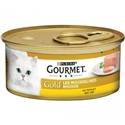 Gourmet Gold Mousse Kip 1 tray (24 blikken)