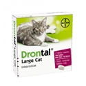 Bayer Drontal Large Cat 2 tabletten