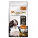 Applaws Adult Small & Medium Kip Hond 15 kg