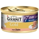 Gourmet Gold Mousse met Zalm +7 1 tray (24 blikken)