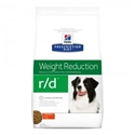 Hills Prescription Diet R/D Weight Reduction 4 kg
