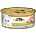 Gourmet Gold Mousse Tonijn 1 tray (24 blikken)