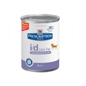 Hills Prescription Diet Canine I/D Low Fat 12 x 360 gr (blik)