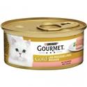 Gourmet Gold Mousse Zalm 1 tray (24 blikken)