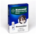 Bayer Drontal Flavour Large Dog 2 tabletten