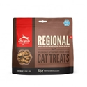 Orijen Regional Red Kat treats per verpakking