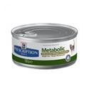Hills Prescription Diet Feline Metabolic 24 x 156 gr blik