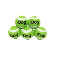 iDog Mini Ballen - 5 Stuks