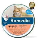 Ramedio anti vlooien en tekenband voor een kat