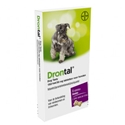 Bayer Drontal Dog Flavour 6 tabletten