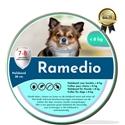 Ramedio anti vlooien en tekenband voor een kleine hond