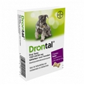 Bayer Drontal Dog Flavour 2 tabletten